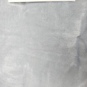 Rae Dunn Accents - Rae Dunn Relax Gray Plush Blanket Throw